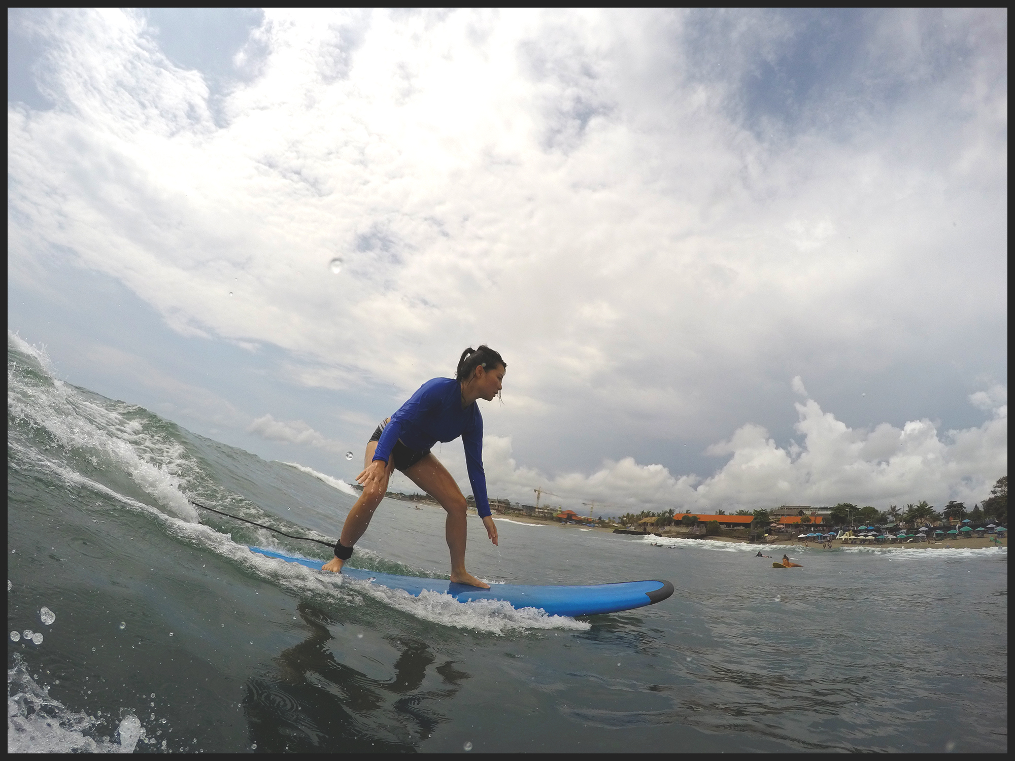 Let the Local Surf Guide Teach you how to surf